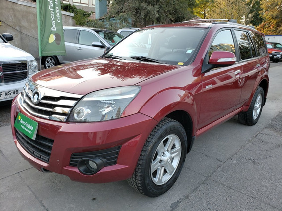 Great Wall Haval H3 2.0cc Mt 2013