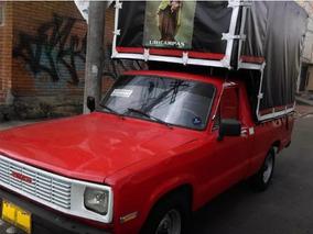 Mazda 1986 Con Motor B-2000