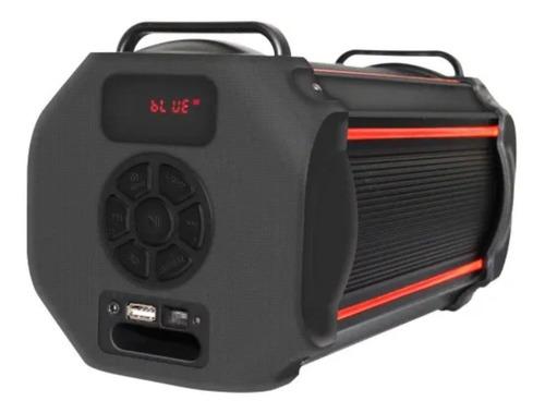 Imagen 1 de 3 de Bocina Select Sound BT220 portátil con bluetooth negra