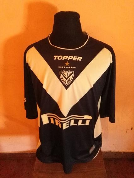 Velez Topper Temp: 05/06