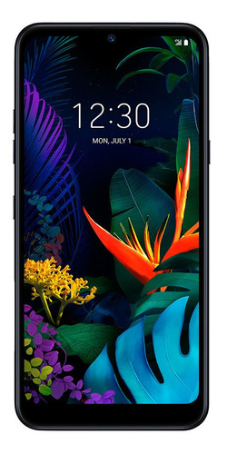 LG K50 32 GB aurora black 3 GB RAM