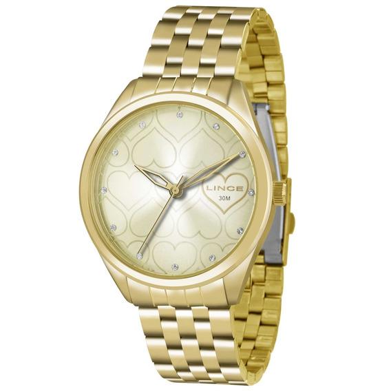 Relógio Lince Analógico Feminino Lrg4345l C1kx