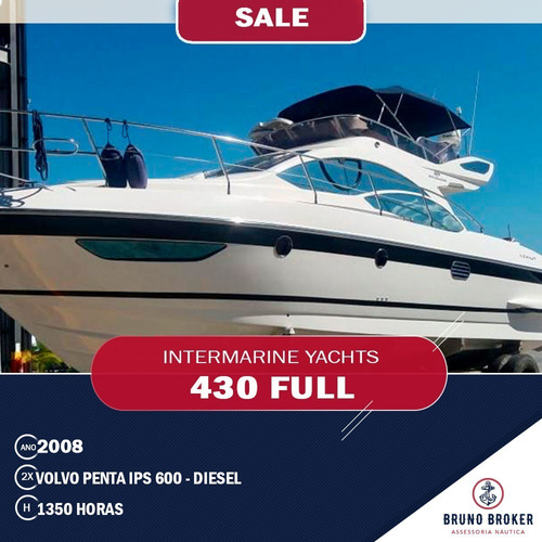 Intermarine Azimut 430 Full Ñ Phantom Ferretti Real