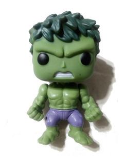 Muñeco Hulk Símil Funko Pop! Articulado 9 Cm
