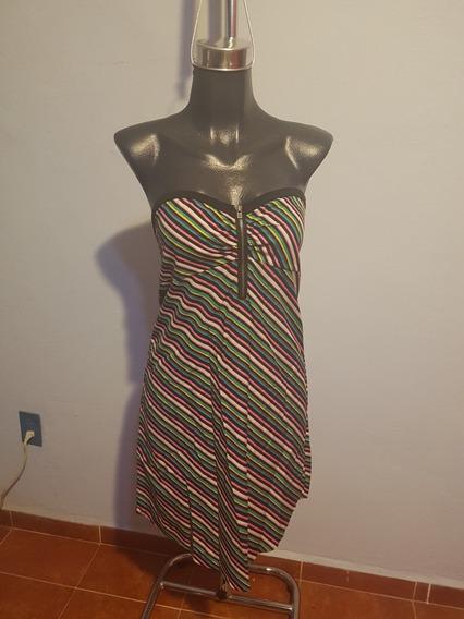 Vestido Multicolor Roxy Talla Small