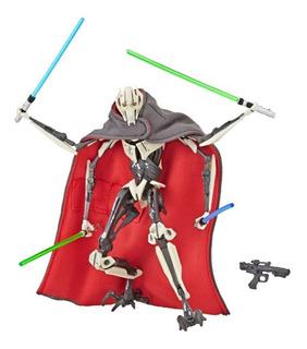 Star Wars Black Series General Grievous Deluxe Figura