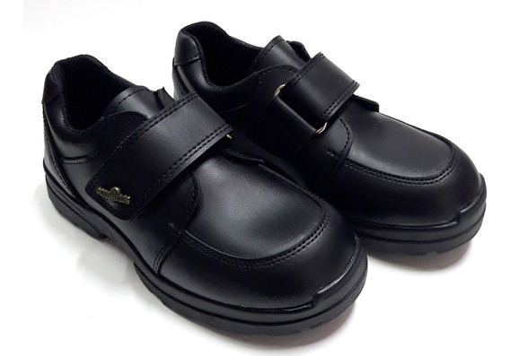 Zapatos Colegial Abrojo Plumitas Chicos 27/33 Art 3875