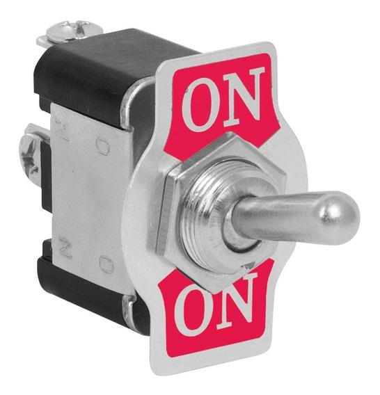 Interruptor De Palanca 3 Tornillos Voltech 46443