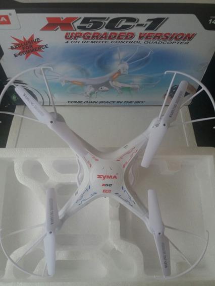 Drone Com Camera 2.0 Mp Syma X5c Quadricoptero