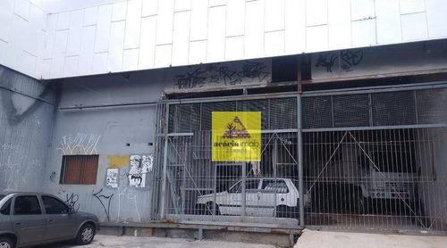 Imagem 1 de 22 de Galpão Para Alugar, 547 M² Por R$ 10.000,00/mês - Butantã - São Paulo/sp - Ga0193