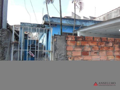 Terreno À Venda, 234 M² Por R$ 500.000,00 - Planalto - São Bernardo Do Campo/sp - Te0013