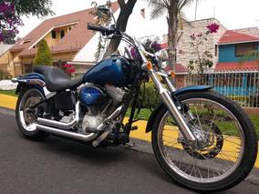Harley Davidson Softail Std 2006 Equipada