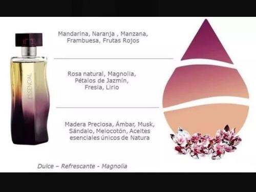 Essencial Exclusivo Natura 50 Ml - L A - L a $1050