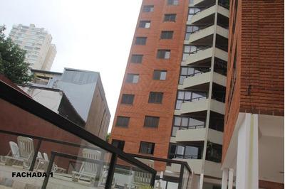 Apartamento Em Santo Amaro, São Paulo/sp De 112m² 3 Quartos À Venda Por R$ 650.000,00para Locação R$ 2.400,00/mes - Ap226550lr