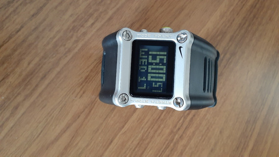 Relógio Nike Hammer Wc0021 N°de Série 557 (impecável)