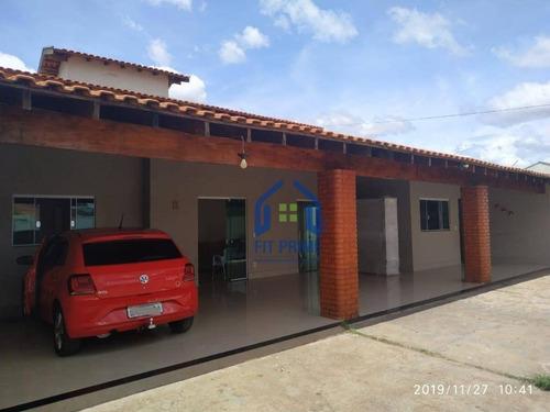 Casa À Venda No Pq São Miguel Em São José Do Rio Preto - Ca2181