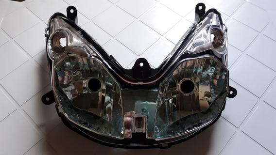 Farol Yamaha Neo 115 Bloco Óptico S/ Lente