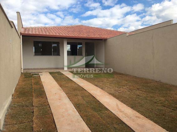 Casa Com 2 Dorms, Centro, Juatuba - R$ 150 Mil, Cod: 264 - V264