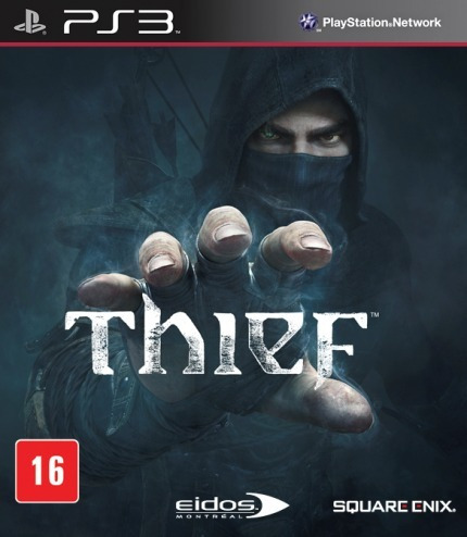 Thief (mídia Física - Lacrado) - Ps3