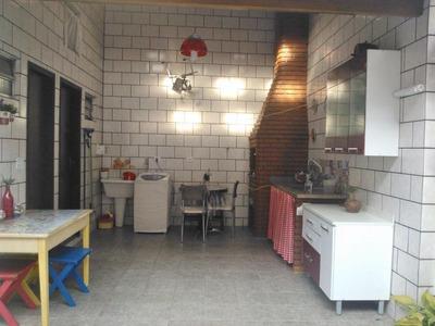 Sobrado Residencial À Venda, Vila Olinda, São Paulo. - So6199