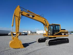 07) Excavadora Caterpillar 320 Bl Sistema Hid 2000