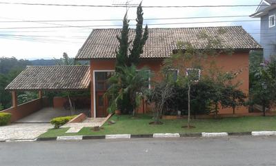 Casa Residencial À Venda, Granja Viana, Parque Das Artes, Embu Das Artes. - Ca11512