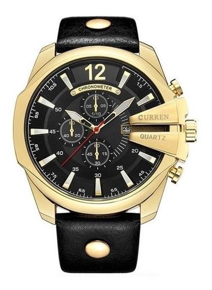 Relógio Masculino Curren 8176 A Prova D