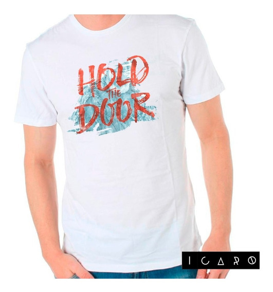 Remera Game Of Thrones Hold The Door Hodor.palermo