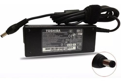 Cargador Para Laptop Toshiba 19v 4,74a Original