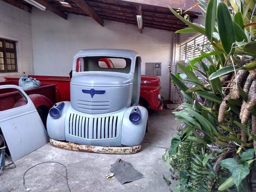 Kit De Fibra Chevrolet Coe