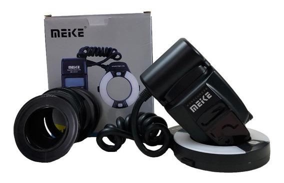 Flash Meike Mk-14ext Usado C/garantia
