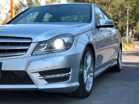 Mercedes-benz Clase C 1.8 250 Cgi Sport At 2012
