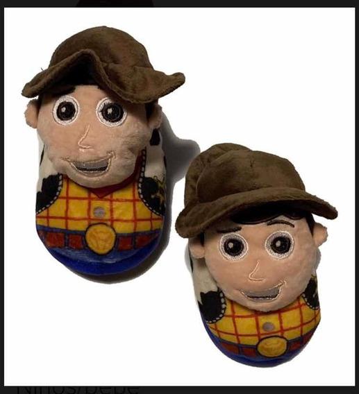 Pantuflas Woody Toy Story Bebes