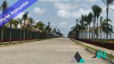 Venda De Lote Em Nova Parnamirim, Na Melhor Região Do Complexo Dos Condomínios, Com Lazer Completo E Segurança 24 Horas - Yby Natureza - Te00021 - 4951744