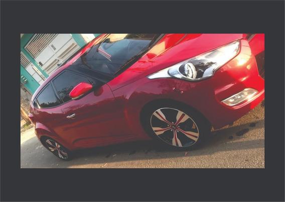 Hyundai Veloster Vermelho Completo Motor 1.6 Gasolina