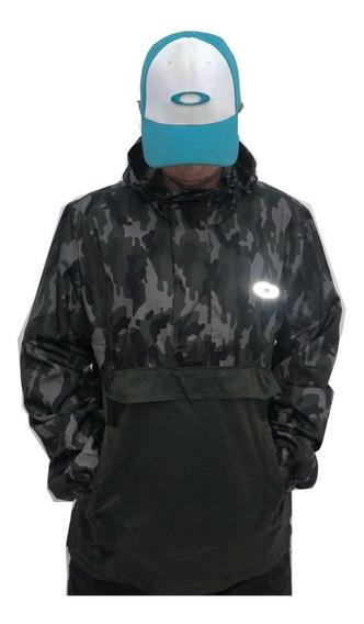 Corta Vento Jaqueta Lançamento Zíperes Refletivos Blusa Frio Promoção