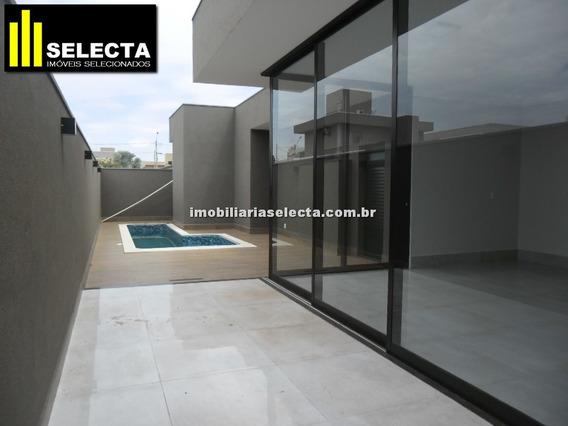 Casa Condomínio 4 Quarto(s) Para Venda No Bairro Parque Residencial Damha Vi Em São José Do Rio Preto - Sp - Ccd4226