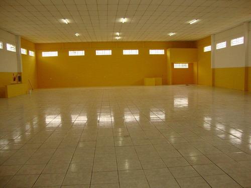 Galpão Comercial À Venda, Cocaia, Guarulhos. - Ga0237