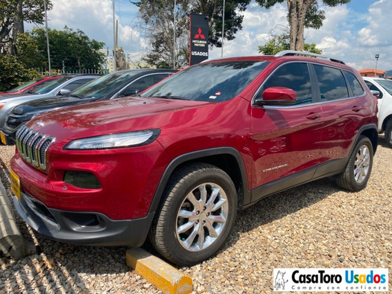 Jeep Grand Cherokee Limited 3200cc 2016
