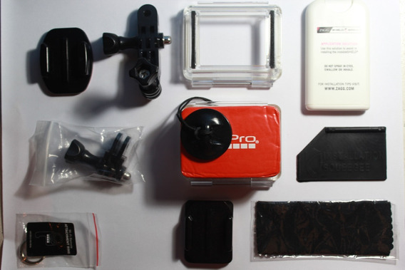 Gopro Hero3+ Black Edition 12 Mp / 4k + Tela Lcd E Brindes