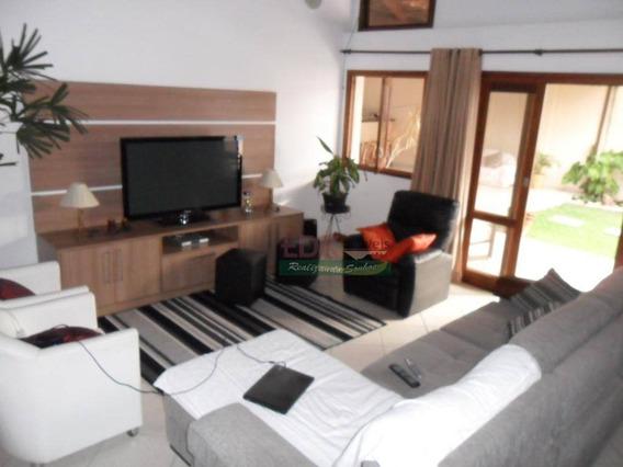 Casa Em Condomínio Fechado À Venda, Estrada Nova Taubaté, Tremembé. Vale Do Paraíba Sp - Ca0161