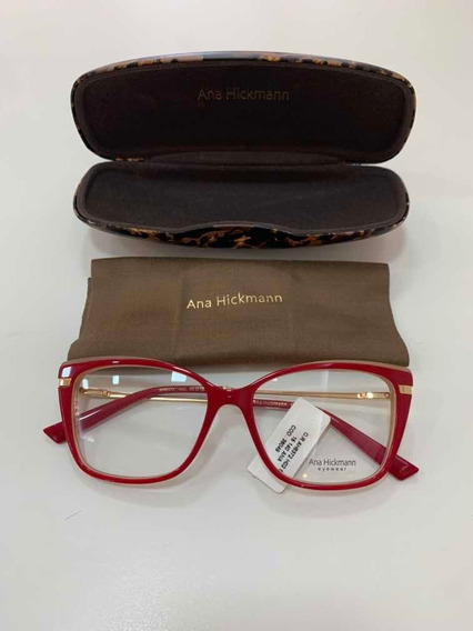 Óculos Receituário Ah6372 H02 55-15-140