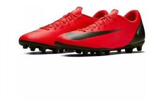 Chuteira Nike Mercurial Vapor Clube Campo Cr7