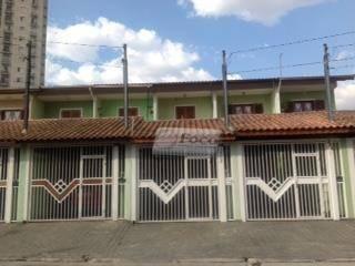 Sobrado Residencial À Venda, Jardim Zaira, Guarulhos - So0097. - So0097