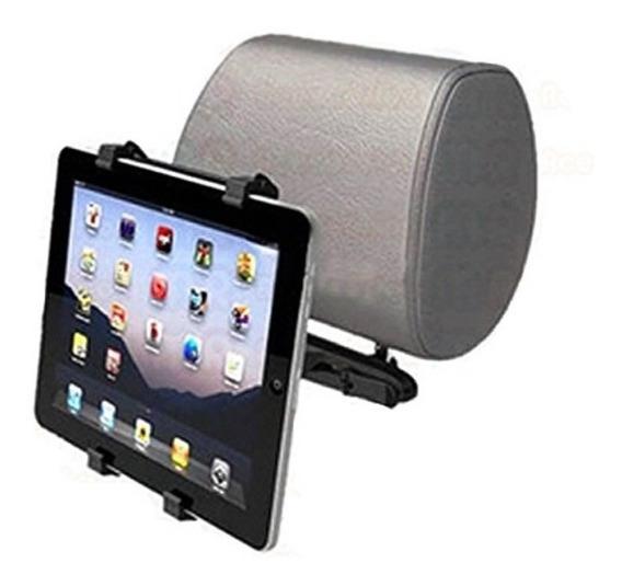Suporte Tablet Uso Encosto Banco Veículo 7 A 10 Polegadas Recomenda-se Uso De Capa Do Tablet Em 7 Polegadas Promoção