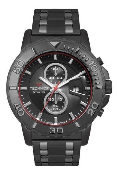 Relógio Technos Skymaster Os11ec/1p Performance Cronógrafo