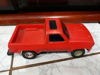 Pick-up Chevy Clube Das Máquinas Glasslite Carrinho 1993