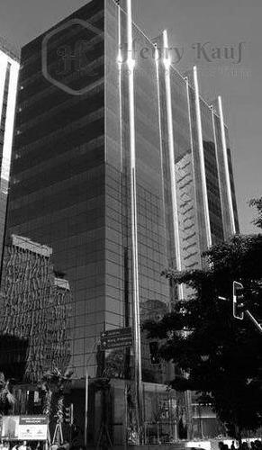 Imagem 1 de 6 de Laje Corporativa (492 M²) Aaa Para Locação, Jardim Paulistano - Ac0009