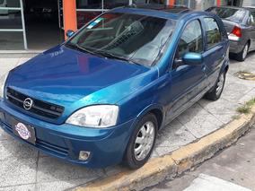 Chevrolet Corsa Il 1.7 Dti Diesel 5 Puertas Azul Metalizado