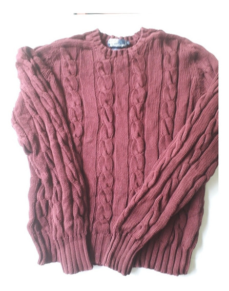 Sweater Pulover De Hilo Polo Ralph Lauren